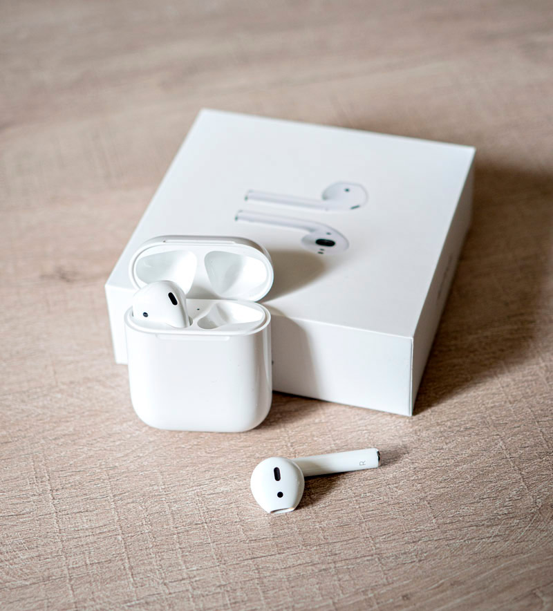 Testissä: Apple AirPods