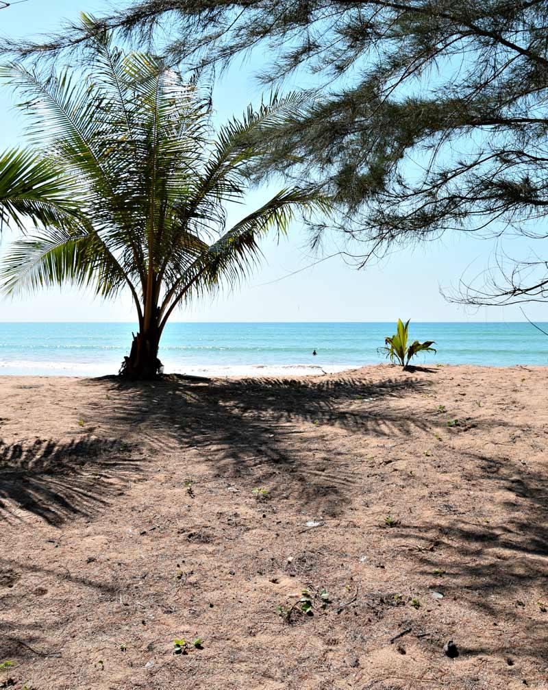 Thaimaan ranta Khao Lakissa