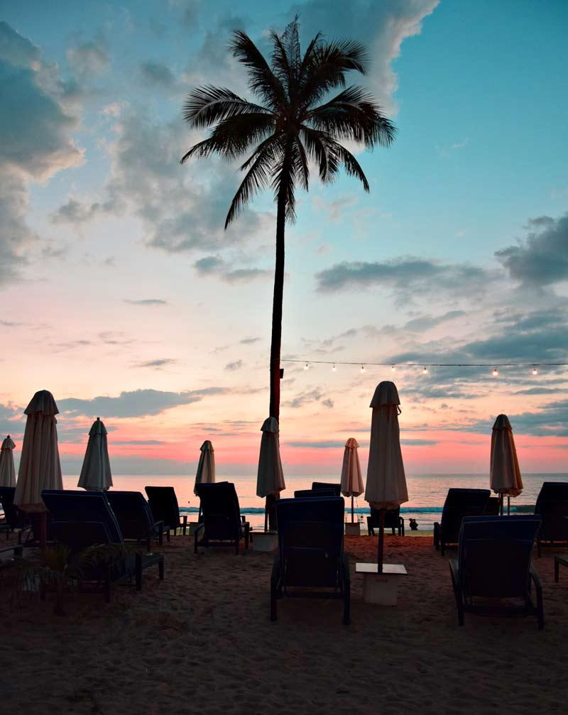 Thaimaan ranta, Khao Lak matkanvaraus -ahdistus