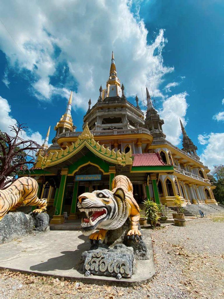 Tiger Caven temppeli